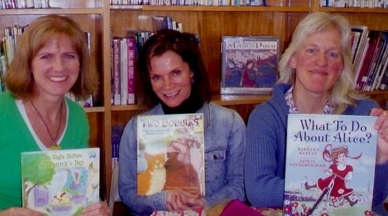 Childrens book authors