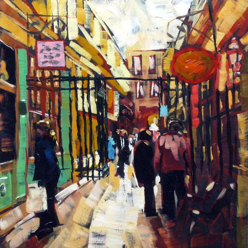 That street in paris
