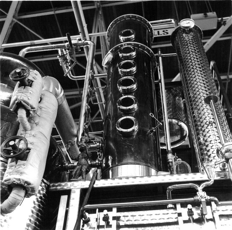 St. George distillery dad photo
