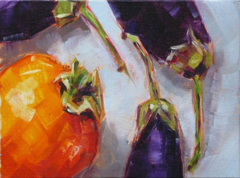 Eggplant persimmon 3
