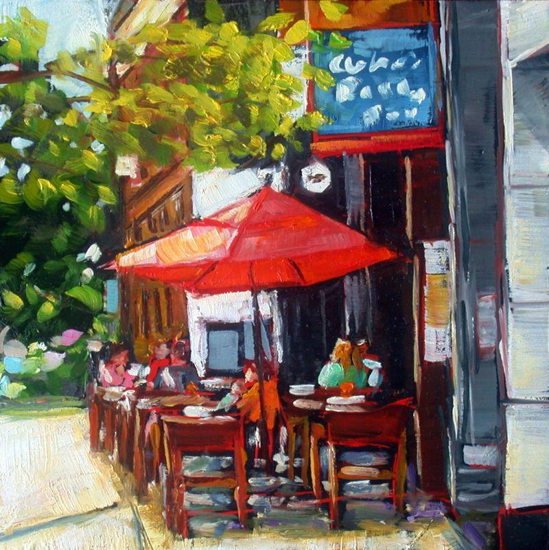 Cuban cafe